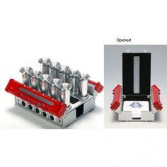 Autoart V10 Engine Business Card/Pen Holder
