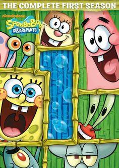 SpongeBob SquarePants - The Complete 1st Season Paramount http://www.amazon.com/dp/B0000C2IQB/ref=cm_sw_r_pi_dp_v6LAub03Q57B2