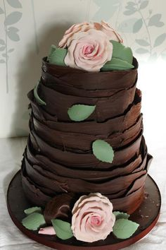 Tips & Ideas for Fabulous Chocolate Wrap Cake Designs!