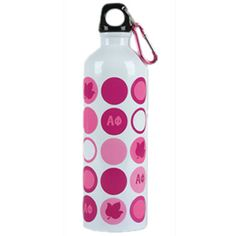 Alpha Phi Sorority Stainless Waterbottle $15.90