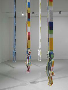 Juxtapoz Magazine - The Sculpture Works of Kyotaro Hakamata