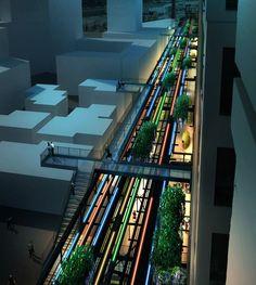 Piet Oudolf ontwerpt Eindhovense High Line op Strijp-S