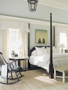 Learn decorator Phoebe Howard's secrets for creating a completely blissful bedroom