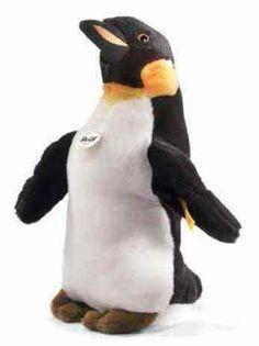 Steiff EAN 057106 Charly Emperor Penguin