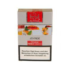 Al Waha Grapefruit Zitrone Minze (Joyride) Shisha Tabak, 50g - Shisha Tabak kaufen
