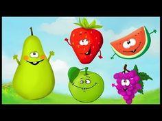 http://www.mondedespetits.fr/  Comment apprendre les fruits aux jeunes enfants?  Grâce à ce petit clip illustré, votre enfant peut désormais apprendre un grand nombre de fruits en s'amusant !  La pomme, la banane, la fraise, le raisin, les cerises, l'ananas, la pastèque, la poire, tous ces fruits n'auront plus aucun secret pour vos bébés!