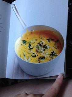 Sweet Potato & Coconut Soup Serves 4 Prep time 15 min  Cook time 30 mins