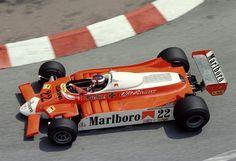 Patrick Depailler, Alfa Romeo 179, 1980 Monaco GP