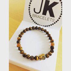 browny gold bracelet