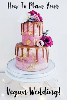 Plant-based caterers, cruelty-free fashion, honeymoon guides, and more! Gâteau de Mariage Vegan Vegan Wedding Guide For Animal Lovers Vegan Cake, Vegan Desserts, Vegan Treats, Vegan Wedding Food, Vegan Wedding Cakes, Wedding Foods, Wedding Catering Prices, Wedding Reception Food, Budget Wedding