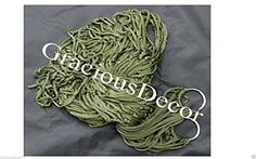 Gracious Outdoor Sport Hammock Travel Camping Net Mesh Naylon Rope Bed Portable Garden Hammock Army Green *** For more information, visit image link.
