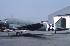 The C47 I helped restore on Saturdays when I was a kid.