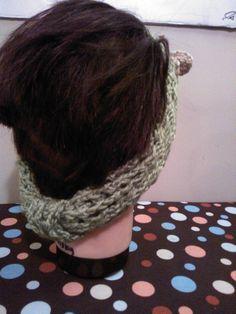 Back of headband $20.00