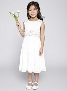 Elise Ivory Bridesmaid Dress