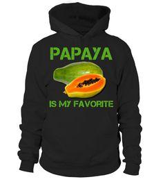 Papaya Hoodie