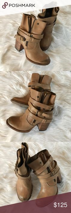 Freebird BAMA boots Mini booties in gently worn good condition Free People Shoes