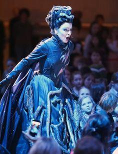 """'Die Königin der Nacht' (The Queen of the Night) from W.A. Mozart's Opera """"Magic Flute"""" : Deborah Voight"""