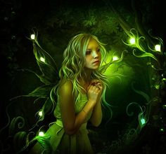 Celtic Fairy Music - Fairy Forest Fairies are so related to Celtic culture that they have music to reflect fairy feeling Fairy Music, Fairy Art, Magic Fairy, Elfen Fantasy, Kobold, Celtic Music, Fairy Pictures, Love Fairy, Baby Fairy