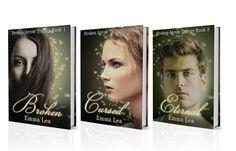 Broken Arrow Trilogy by Emma Lea