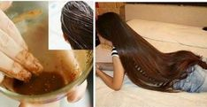 Incredible Recipe For Fast Hair Growth, Smooth Hair and Healthy Hair Glossy Hair, Shiny Hair, Hair And Beauty, Hair Balm, Diy Hair Mask, Natural Hair Styles, Long Hair Styles, Hair Remedies, Natural Remedies