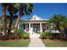 APOLLO BEACH, FL 33572 - Listing #: T2627827 Beautiful MiraBay waterfront home, fully dockable up to a 35' boat with direct bay access. This 3/2/2 plus den/office is move in ready. As you pull up to the home, you'll immediately notice the tile covered front porch and driveway.