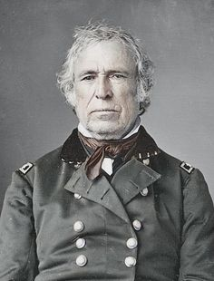1850 U.S. President Zachary Taylor, died (probably) of food poisoning after eating cold cherries on a hot day.