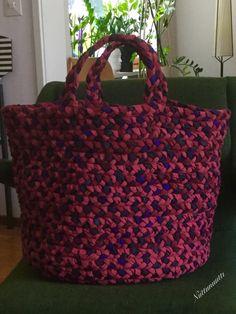 My 9th braided basket ready January 28th 2018