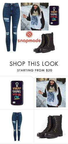 """8#snapmade"" by comicdina ❤ liked on Polyvore featuring Samsung and Topshop"