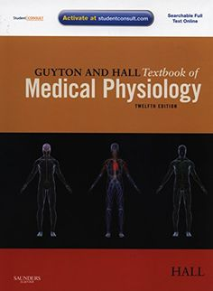 Guyton and Hall Textbook of Medical Physiology, 12e by John E. Hall http://www.amazon.com/dp/1416045740/ref=cm_sw_r_pi_dp_YxOCvb1FEDE2Q