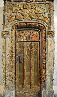amazing old door