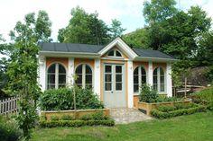 Orangeri i grönt paradis bild 10