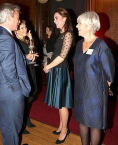 Catherine, Duchess of Cambridge. November 19, 2014.