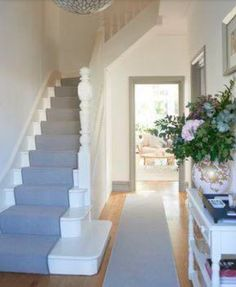 Love this stair runner Ka