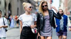 35 Model-Approved Hairstyle Ideas to Copy ThisSummer | StyleCaster