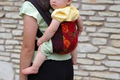 The Ultimate Mei Tai Carrier – Durable and Easy to Sew
