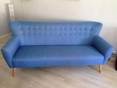 FINN – Kjempefin retro 3-seter sofa