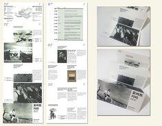 """다음 @Behance 프로젝트 확인: """"Robert Capa 100주년 사진 전시회 리플렛"""" https://www.behance.net/gallery/29436347/Robert-Capa-100-"""