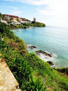 Bahía de Pampatar, Isla de Margarita, Venezuela.