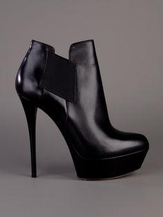 Casadei Ankle Boot - Biondini - farfetch.com