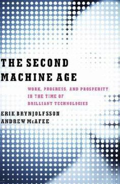A pair of technology experts describe how humans will have to keep pace with machines in order to become prosperous in the future and identify strategies and policies for business and individuals to use to combine digital processing power with human ingenuity.