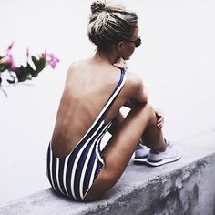 Get ready for a hooot summer, beach babes! | Simple and sexy…  #bikini #2017