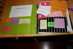 Sub binder - I have one, but love her ideas. Also found the ORIGINAL website and so the pin now takes you to the right webpage.