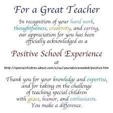 Appreciation Quotes For Teachers Thank You Teacher Quotes From Students  Thank You Quotes For .