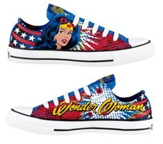 I don't normally wear Converse, but I would totally get these. If they weren't sold out in in my size.