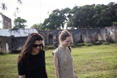 Ali Hewson, Danielle Sherman, Edun - Ethical Fashion
