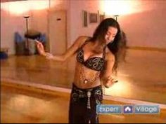 Egyptian Belly Dancing Moves & Costumes: Undulation - YouTube