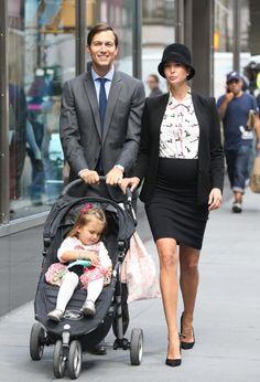 Ivanka Trump & husband Jared Kushner's daughter Arabella Rose is now a big sister a baby boy.