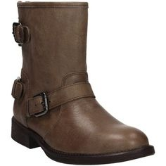 Ankle boots Guess Fl4sof Lea10 Casual Boots turtledove 105.12 £