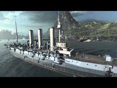 World of Warships | Красный капитан #2 - Ушел на дно