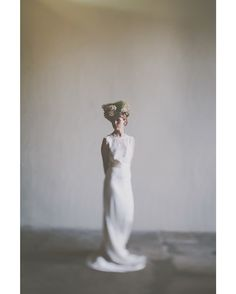 Sometimes all it takes is a simple setup to capture an elegant wedding portrait. The absence of complication here is refreshing and so is the use of tilt-shift (the photographer @jamesmelia used a Canon 5D Mark III and a TS-E 45mm f/2.8 lens). Some have bemoaned that tilt-shift is getting overused that its somewhat of an artistic fall back for photographers but without blurring the unexceptional floor and giving the twist of her dress some delicate softness this photo wouldnt have been as…